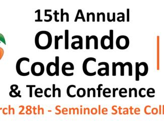 Orlando Code Camp 2020